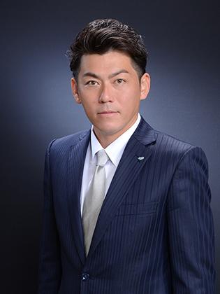 2017年度理事長 中沢雄一