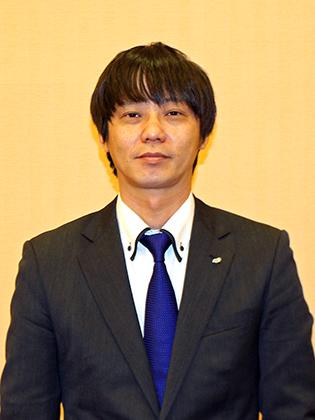 2017年度副理事長 土橋 知治